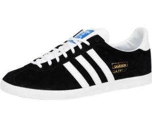 Adidas Samba Spezial Core Schwarz Weiß Gold Metallisch