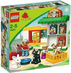 LEGO Duplo - L'animalerie (5656)