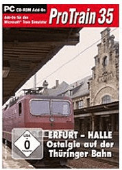 ProTrain 35: Erfurt - Halle (Add-On) (PC)