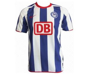Buy Nike 08-09 Hertha BSC Berlin Home Shirt Youth from £18.22 – Best ... f969d5b07