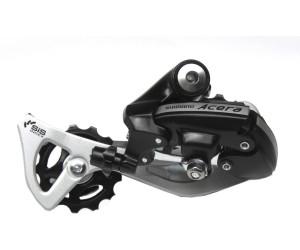 Shimano Schaltwerk TourneyTX 8fach schwarz