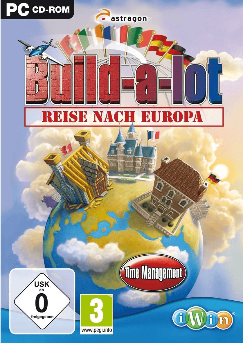 Build-a-lot: Reise nach Europa (PC)