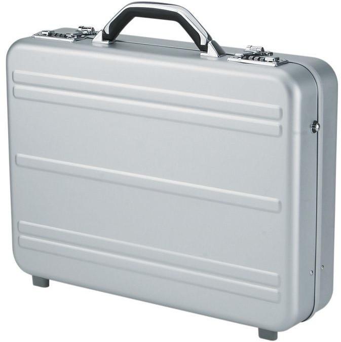 "Image of Alumaxx Mercato Laptop Attaché Case 17"""