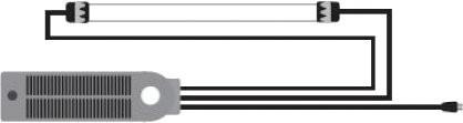 Arcadia Ultra Seal T8 Elektronische Betriebsein...