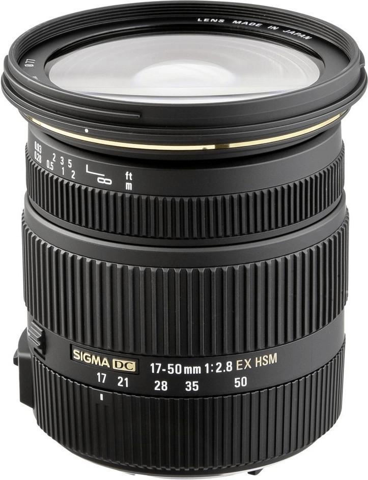 Sigma 17-50mm f2.8 EX DC OS HSM [Nikon]