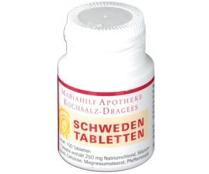Mariahilf Apotheke Schweden-tabletten 0,25 (100 Stk.)