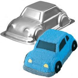 Wilton 3D-Backform Auto