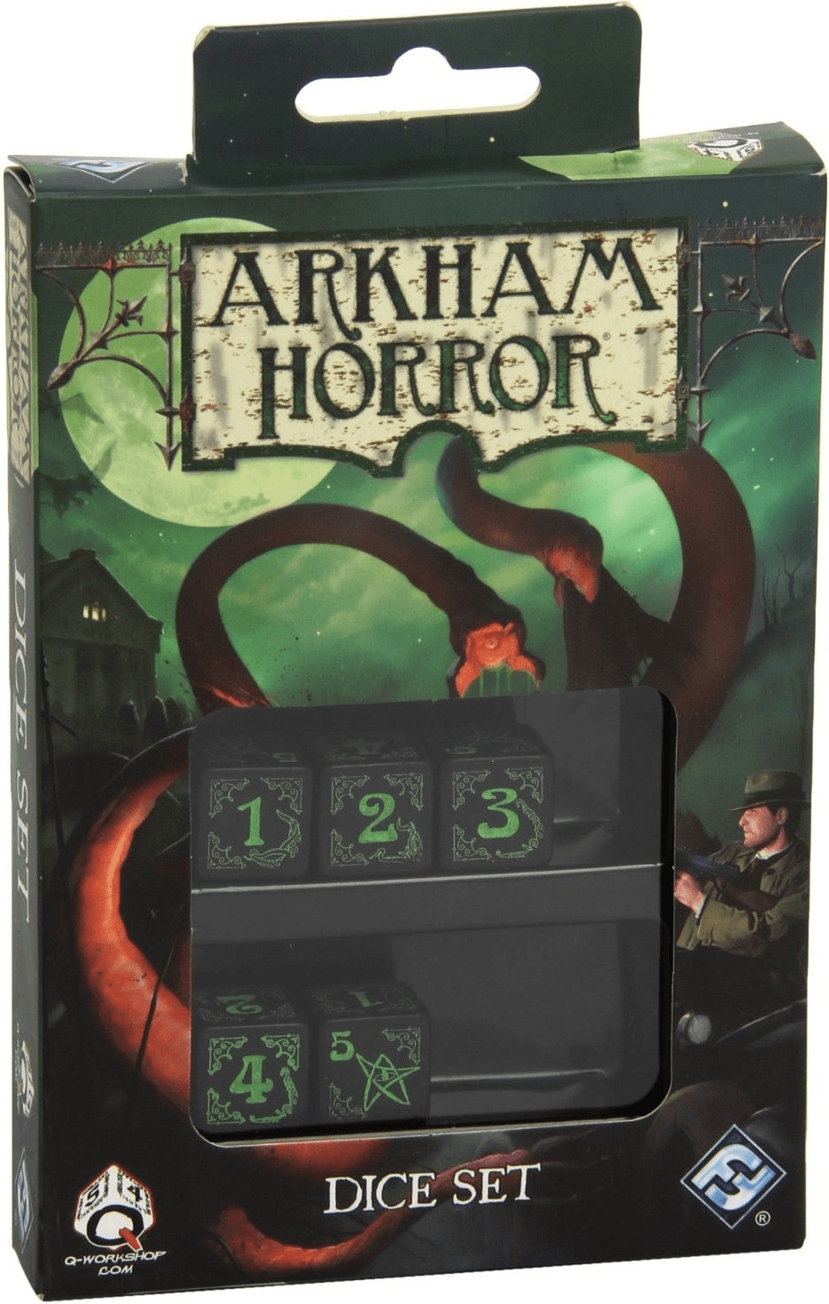 Fantasy Flight Games Arkham Horror Würfelset