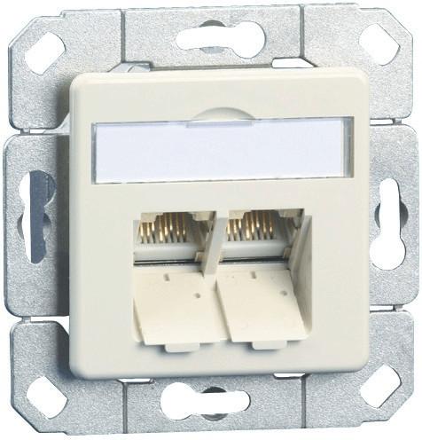 Ria-BTR Netzwerkdose 1307381102-I