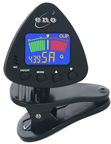 Image of Eno Music Clip on Guitar Tuner