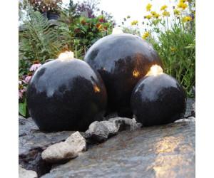 Springbrunnen Ubbink AcquaArte Dubai schwarz Gartenbrunnen