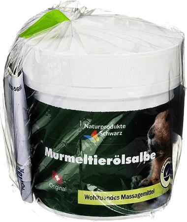 Murmeltieroelsalbe (100 ml)
