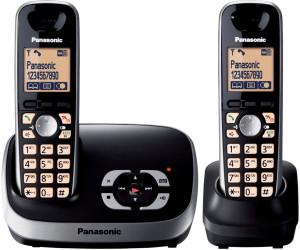 Panasonic KX-TG6522 Duo schwarz ab 37,88 ...