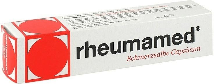 Rheumamed Salbe (45g)