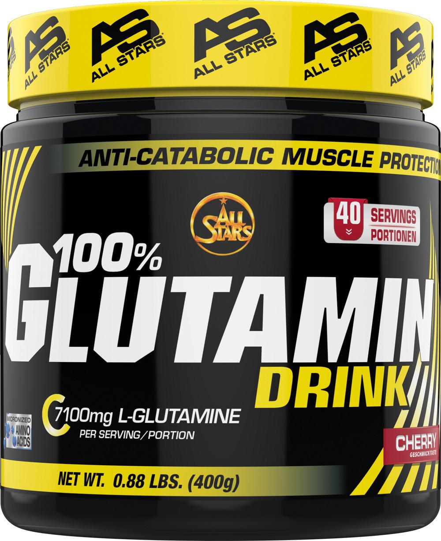 All Stars L-Glutamin 400g