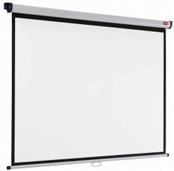 Image of nobo Roll Up Projection Screen 1902391