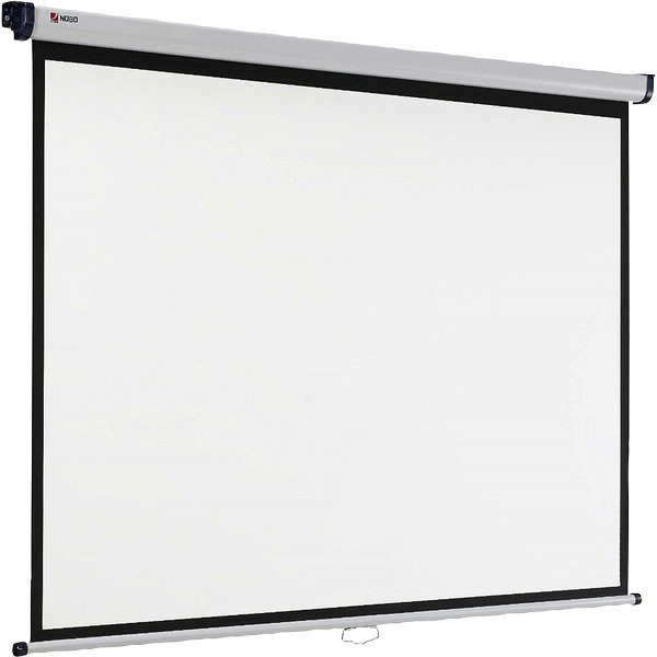 Image of nobo Roll Up Projection Screen 1902392