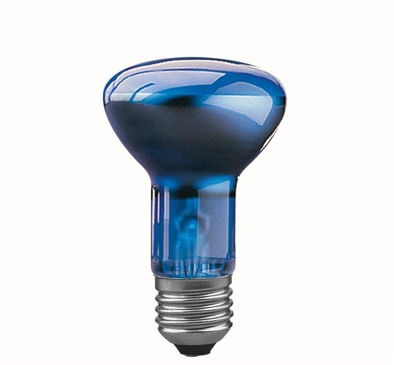 Paulmann R63 60W E27 Blau