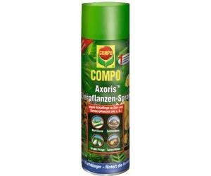 compo axoris zierpflanzen spray 400 ml ab 6 39 preisvergleich bei. Black Bedroom Furniture Sets. Home Design Ideas