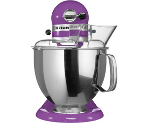 KitchenAid Robot da cucina Artisan viola (5KSM150PSBGP) a € 598,99 ...