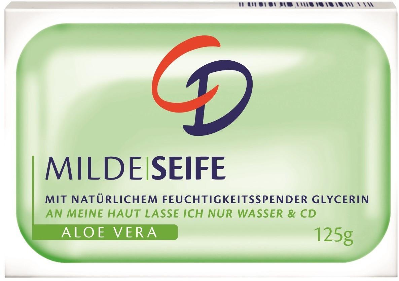 CD Milde Seife Aloe Vera (125 g)