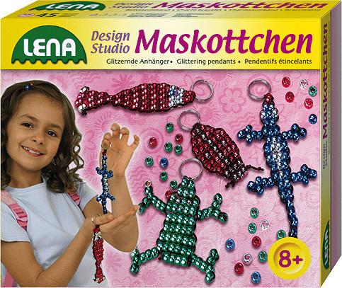 Lena Design Studio Maskottchen (42015)