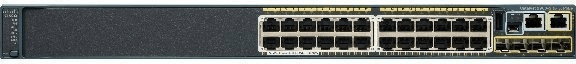 #Cisco Systems Catalyst 2960S-24PS-L#