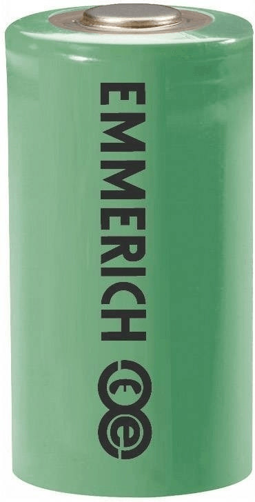 Image of Emmerich Lithium 2/3 AA 3,6V 1600 mAh
