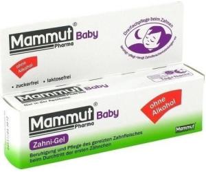 Mammut Zahnungsgel