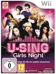 U-Sing: Girls Night (Wii)