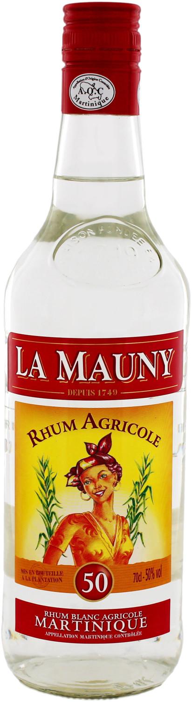 La Mauny Blanc Rum 0,7l 50%