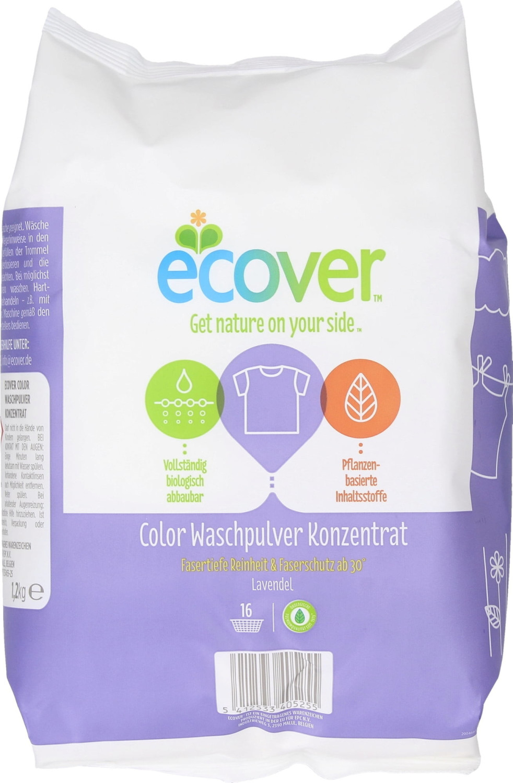 Ecover Waschpulver Color (1,2 kg)