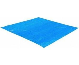 intex tapis de sol 488 x 488 pour piscine ronde 457 au. Black Bedroom Furniture Sets. Home Design Ideas
