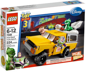 LEGO Toy Story Pizza Planet Lastwagen (7598)