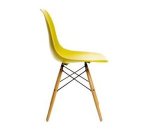 vitra chaise eames dsw au meilleur prix sur. Black Bedroom Furniture Sets. Home Design Ideas