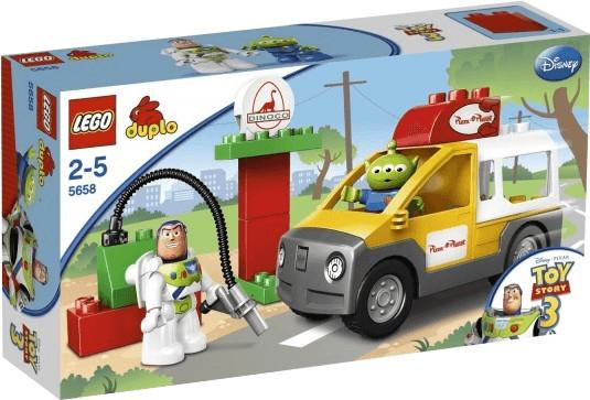 LEGO Duplo Toy Story 3 Pizza Planet-Lastwagen (...