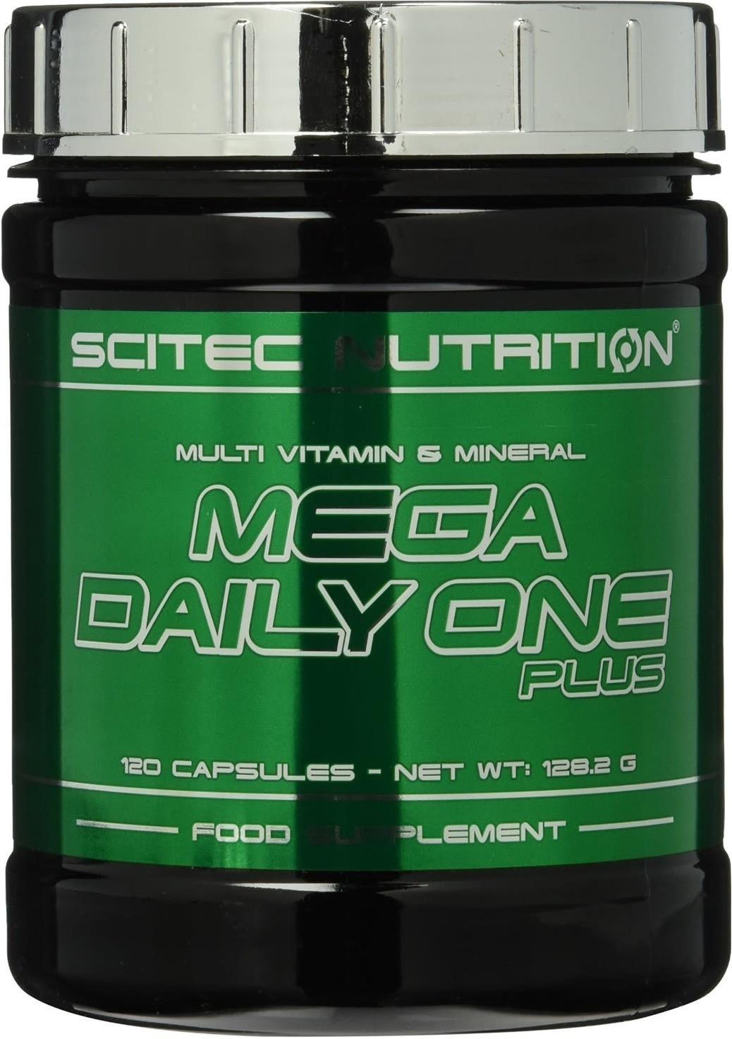 Scitec Nutrition Mega Daily One Plus 120 Stück