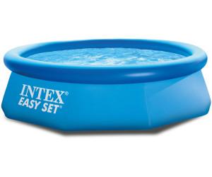 Intex easy pool 305 x 76 cm ohne filterpumpe 28120 ab for Pool 3m durchmesser aufblasbar