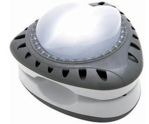 Intex lumi re paroi piscine magn tique 56688 au meilleur for Accessoire piscine 62