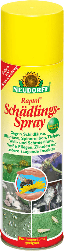 Neudorff Raptol Schädlings Spray 200 ml