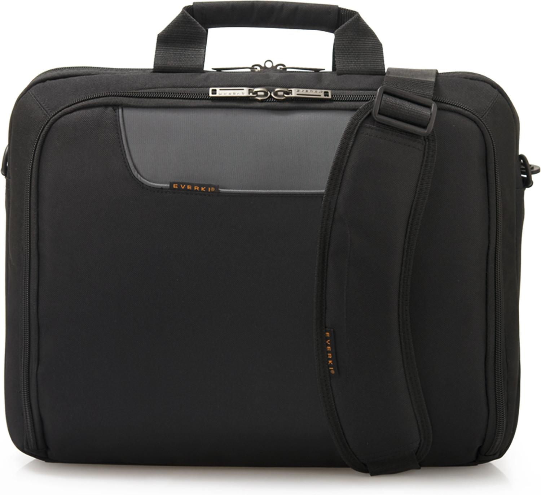"Image of Everki Advance Laptop Bag 16"" black"
