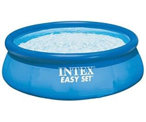intex easy pool set 366 x 91 cm ab 59 90 preisvergleich bei. Black Bedroom Furniture Sets. Home Design Ideas