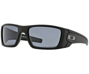 Lunettes de soleil OAKLEY Fuell Cell Polarized Matte Black / Gray Polarized UNICA wWhXul0X3