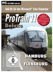 ProTrain 11 Deluxe: Hamburg - Flensburg (Add-On...