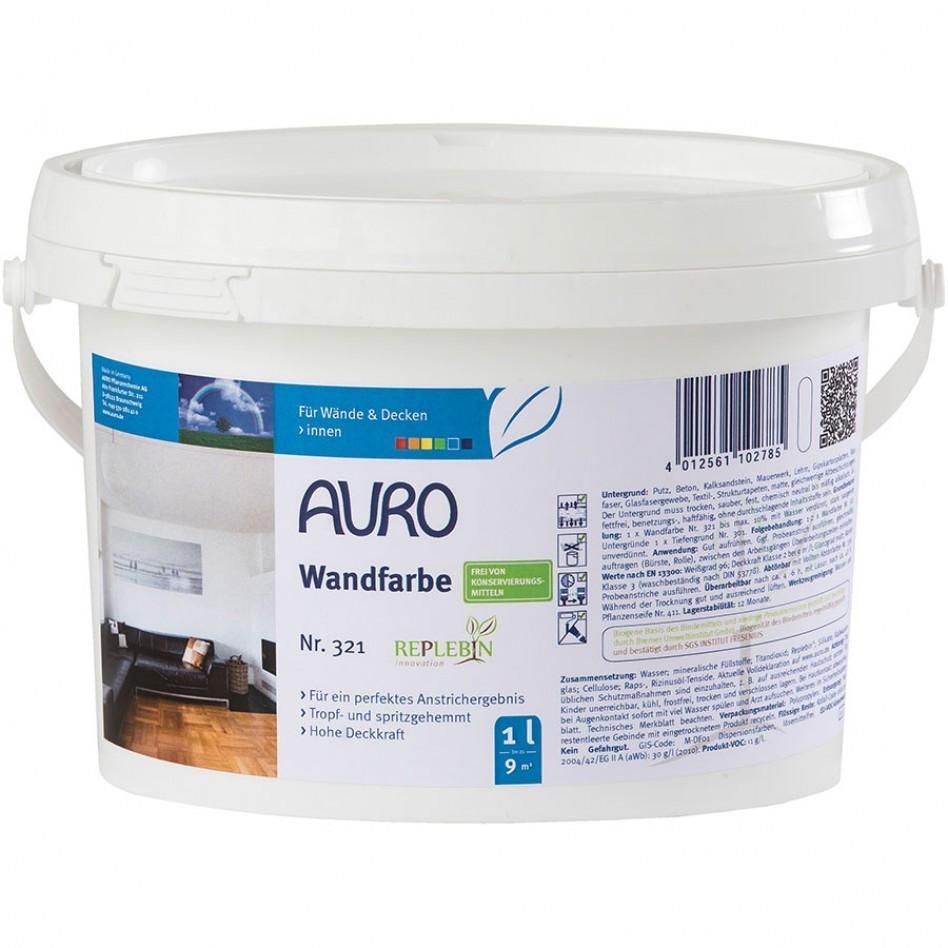 Auro Wandfarbe 5 Liter (Nr. 321)