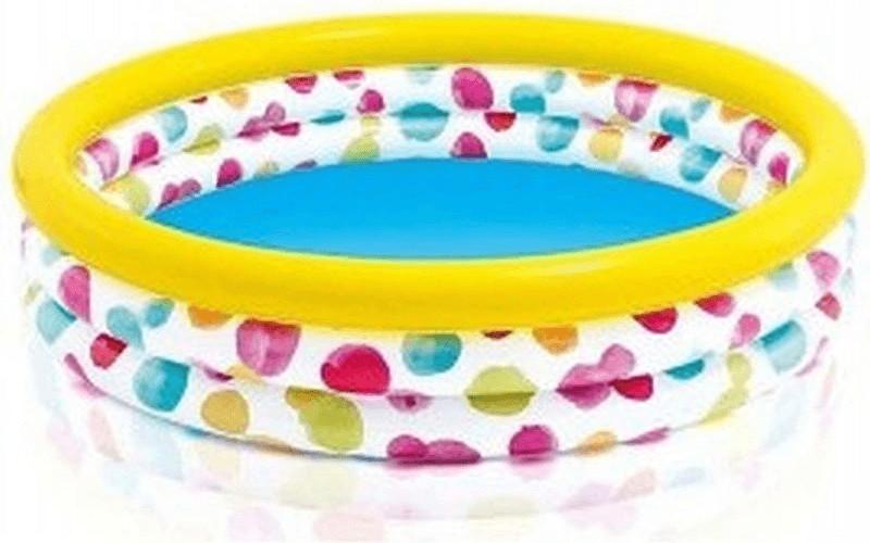 Intex 3-Ring-Pool Fun 114 x 25 cm