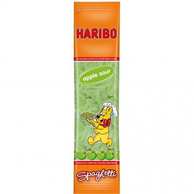 Haribo Sour Snup Apfel (200 g)