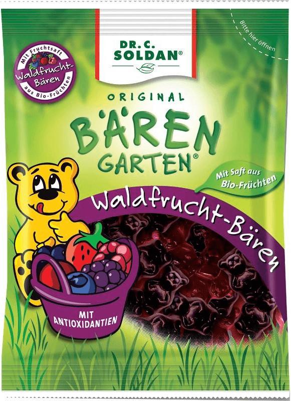 Soldan Original Bärengarten Waldfrucht-Bären mi...