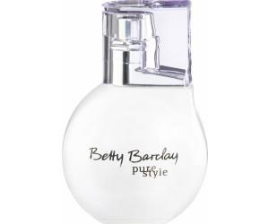Betty Barclay Pure Style Eau de Toilette ab 7,45 € | Preisvergleich ...