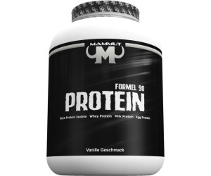 closer at top fashion look out for Mammut Formel 90 Protein 3000g ab 31,93 € (November 2019 ...